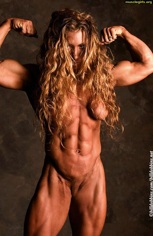 Even more nude female BB's ! - Muscle Girls